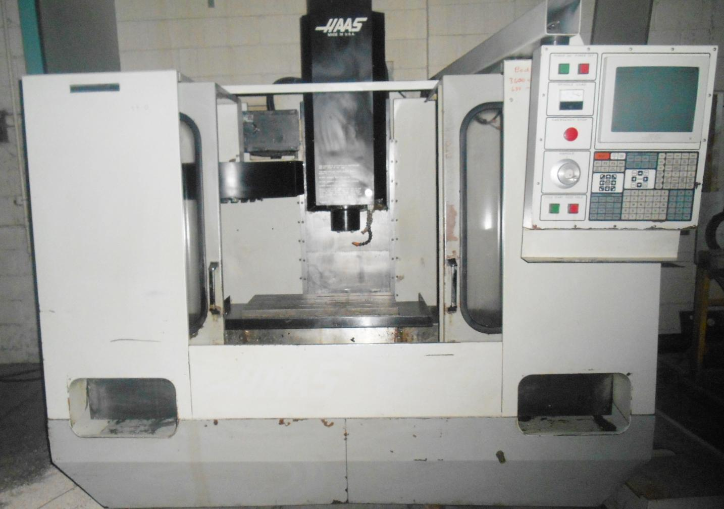 Haas VF-0 CNC Vertical Machining Center