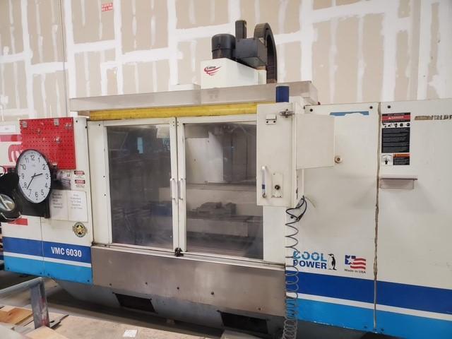 2003 FADAL VMC 6030 HT  CNC VERTICAL MACHINING CENTER