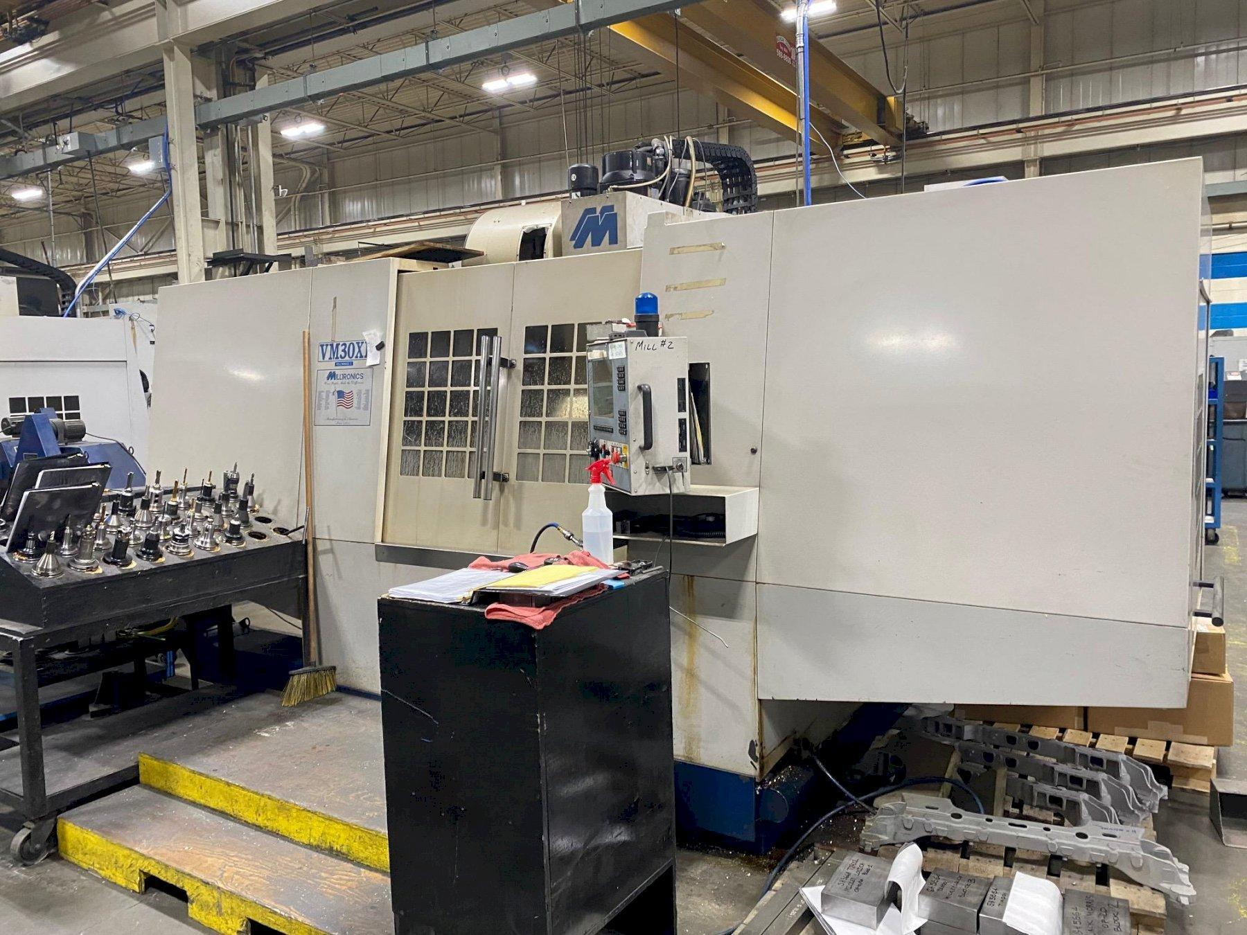 2007 Milltronics VM30XP Vertical Machining Center