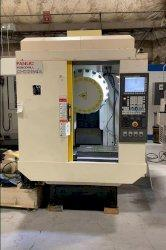 2014 FANUC Robodrill a-D21MiA - Vertical Machining Center