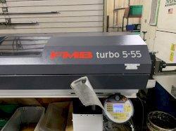 FMB Turbo MDL 5-65/3800 Bar feed