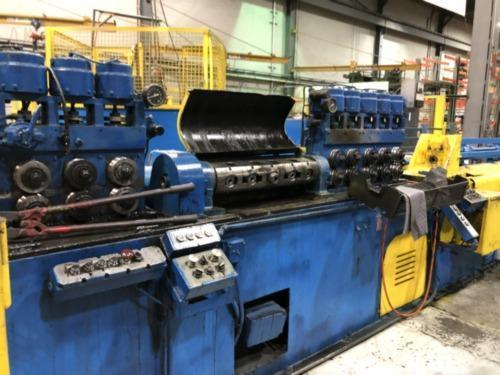 """5/8"""" Wire Straightener and Cutoff Machine"""