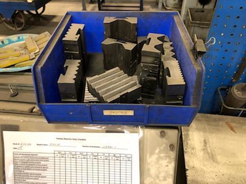 EVERITE MACHINE PRODUCTS ELECTOR CHEMICAL CUTTER TUBE CUT-OFF MACHINE MODEL CIC218