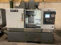 SAMSUNG MCV 50 Vertical Machining Center