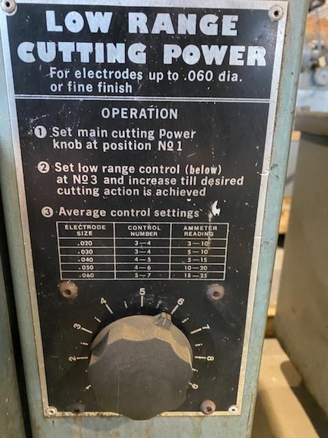 10 KVA Electro Arc 300 SG Flame Tap Burner