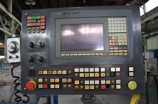 """12.6"""" X 39.4"""" TOYODA MODEL GL4P-100EII CNC STRAIGHT WHEELHEAD CYLINDRICAL GRINDER"""