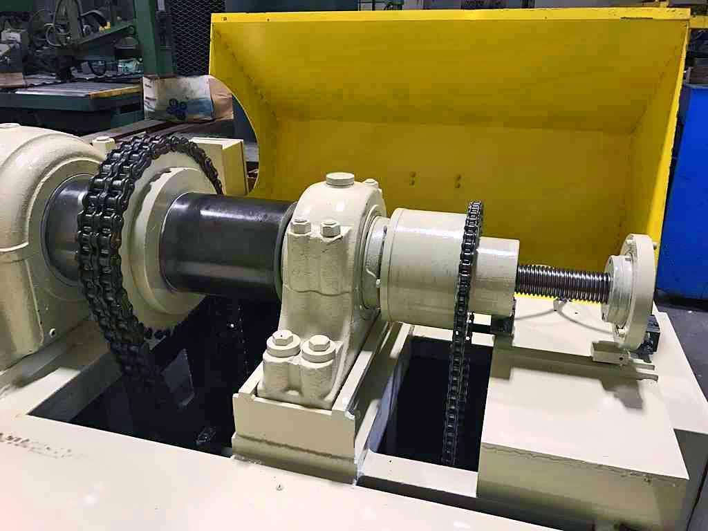 16000 lb Rowe Uncoiler Coil Reel