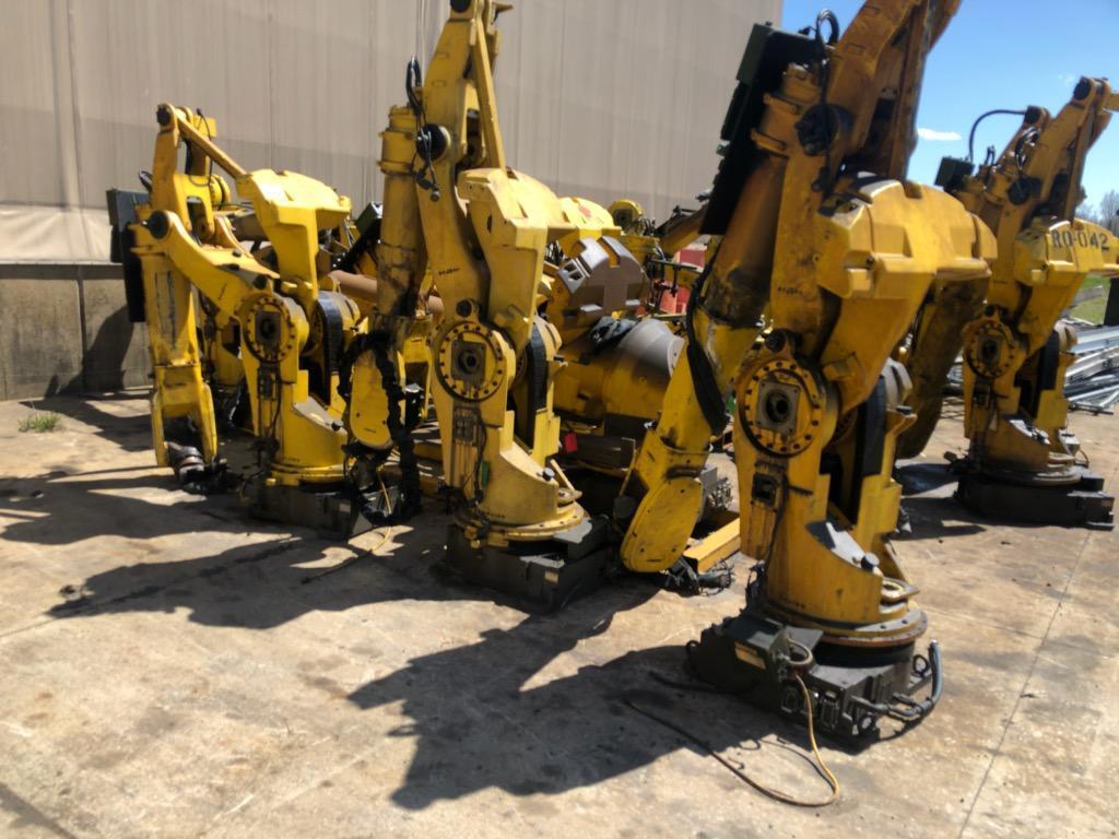 FANUC ROBOTS S-420IL