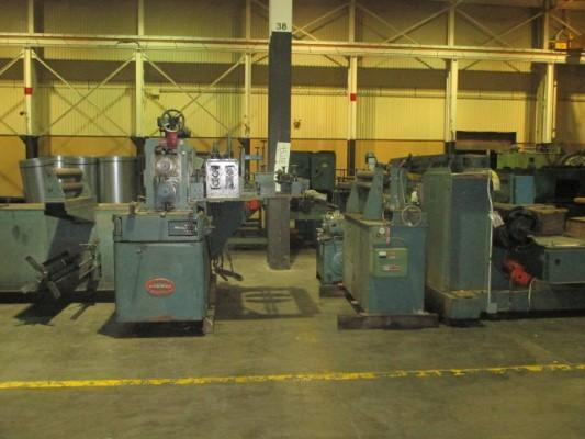 """36"""" x 5"""" STANAT MODEL SLITTING LINE   Our stock number: 106053"""
