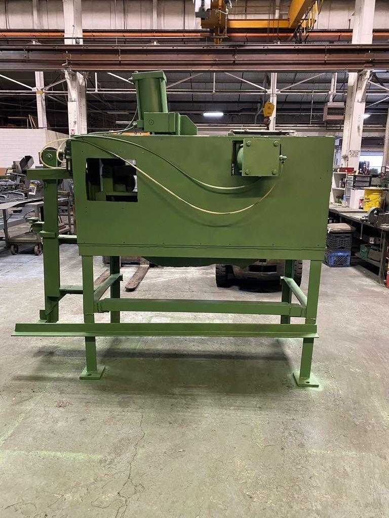 "5/8"" Fastener Engineers Model MSC-625 Mechanical Descaler"