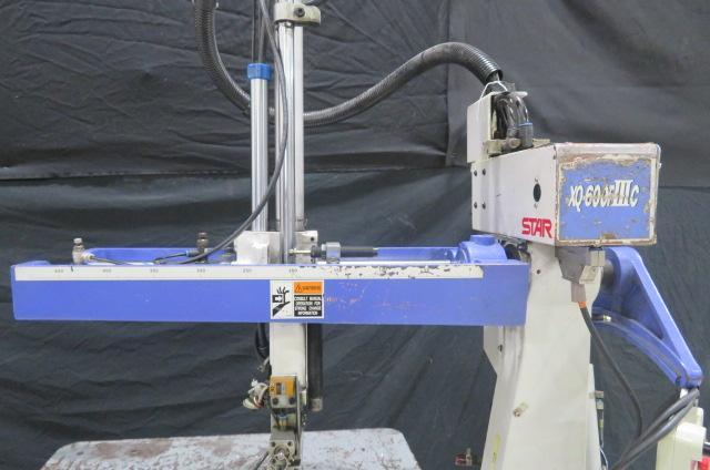 Star Automation Used XQ600III Sprue Picker, 600mm