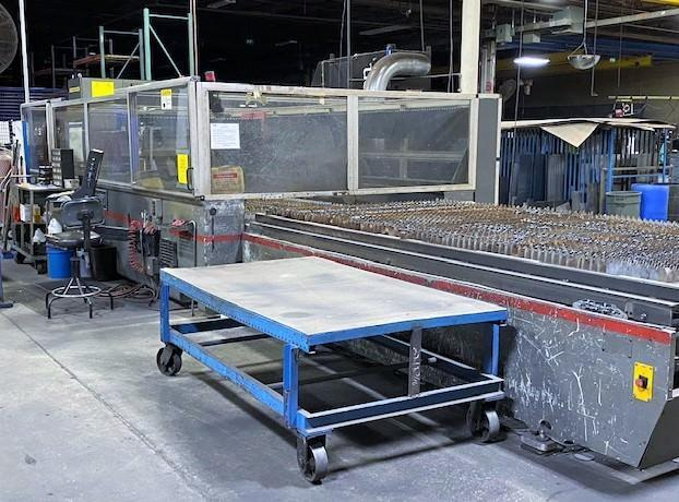 2008 Cincinnati CL-840 4kW 6' x 12' CO2 Laser