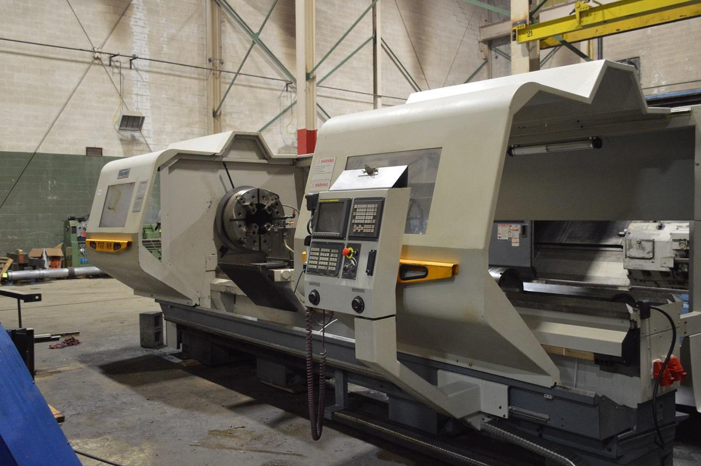 Toolmex TUR930MN CNC Lathe, Fanuc 21iTB, (2) 25