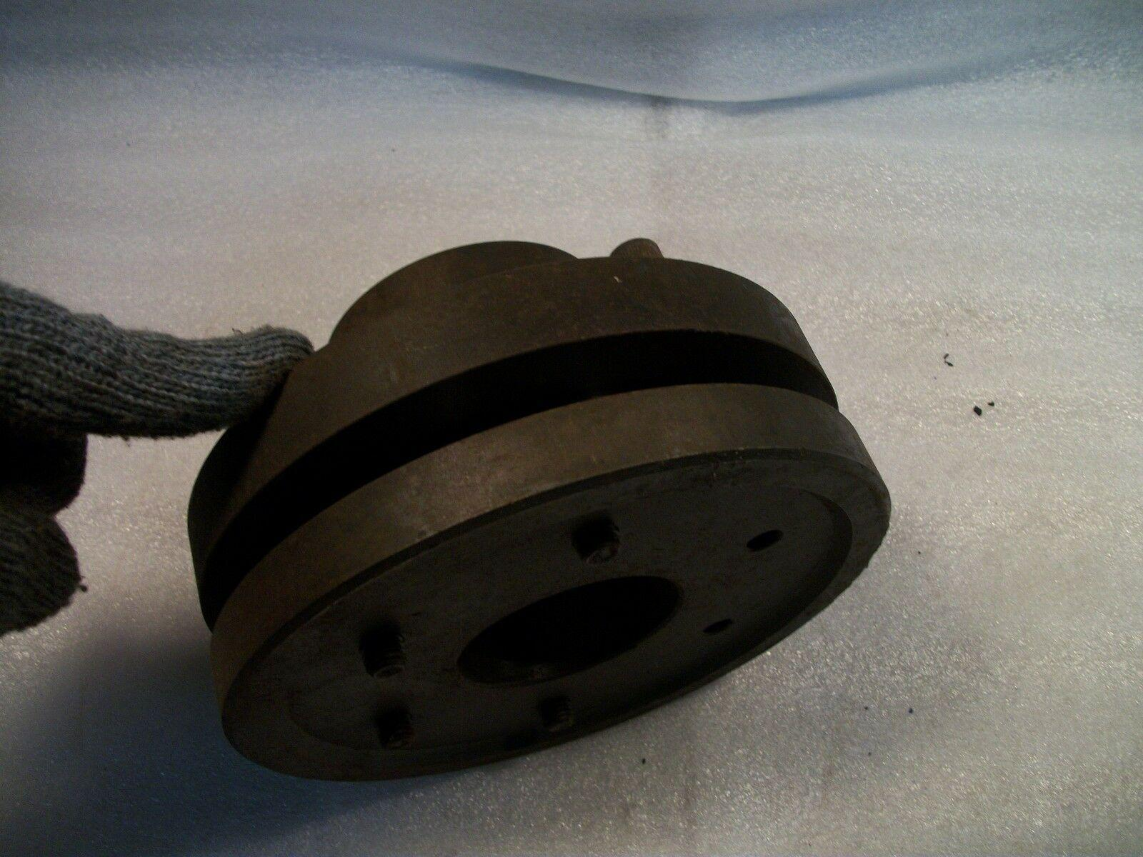 """Grinding Wheel Mount Hub For 2"""" Max Thich x 5"""" Hole Grinding Wheel Weldon"""