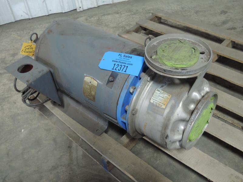 GOULD PUMP 50 HP  3
