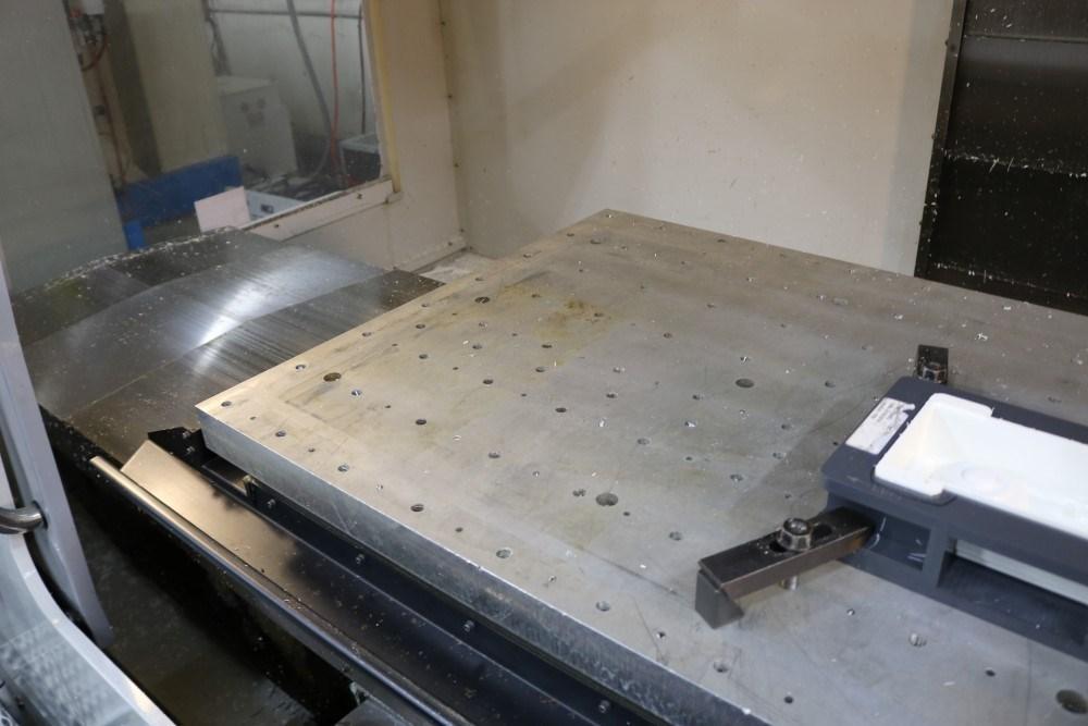 2006 Haas VF-6/40 - CNC Vertical Machining Center