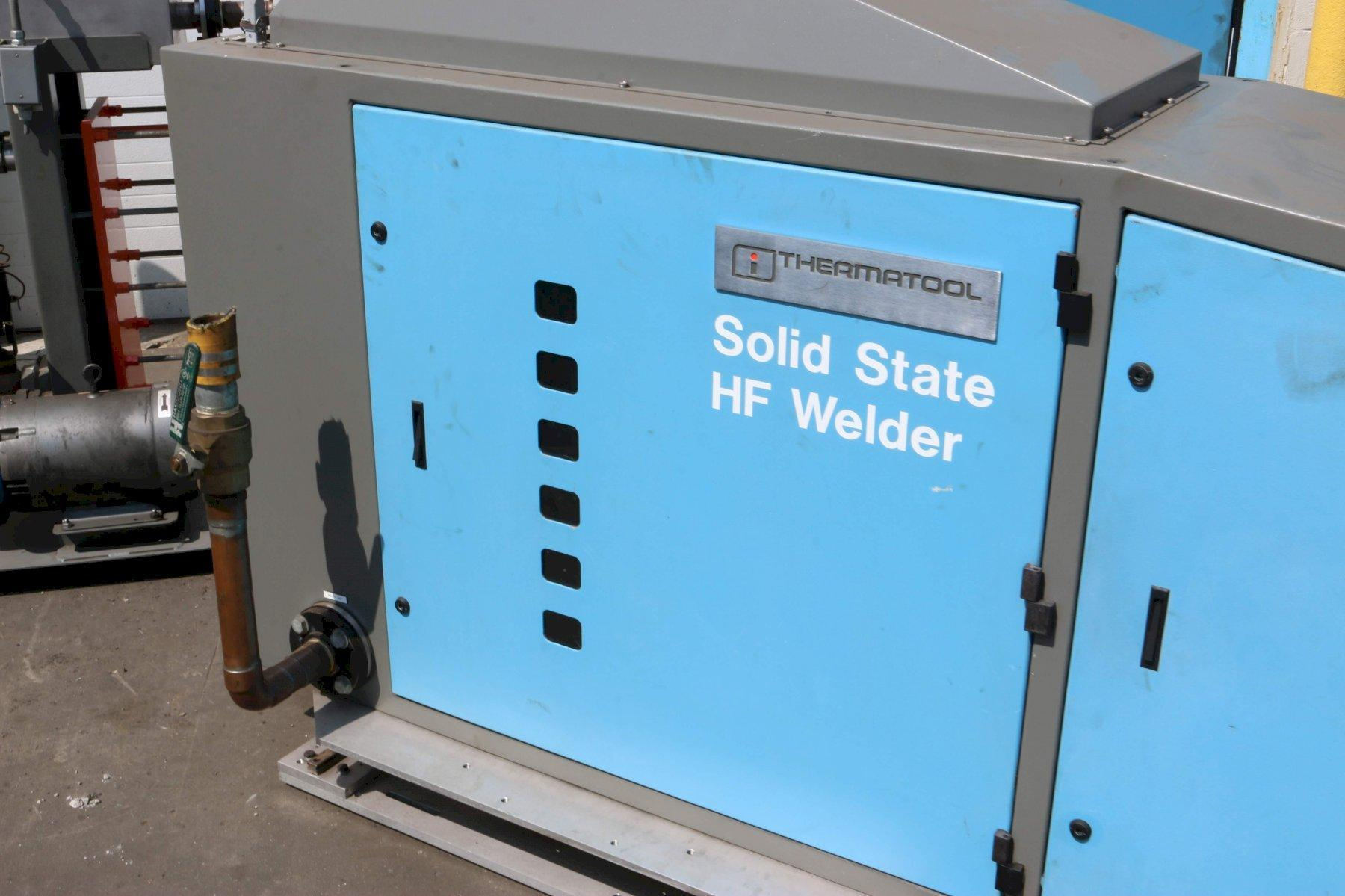 100 KW THERMATOOL HI FRQUENCY CF-1-4-1006460 SOLID STATE WELDER: STOCK