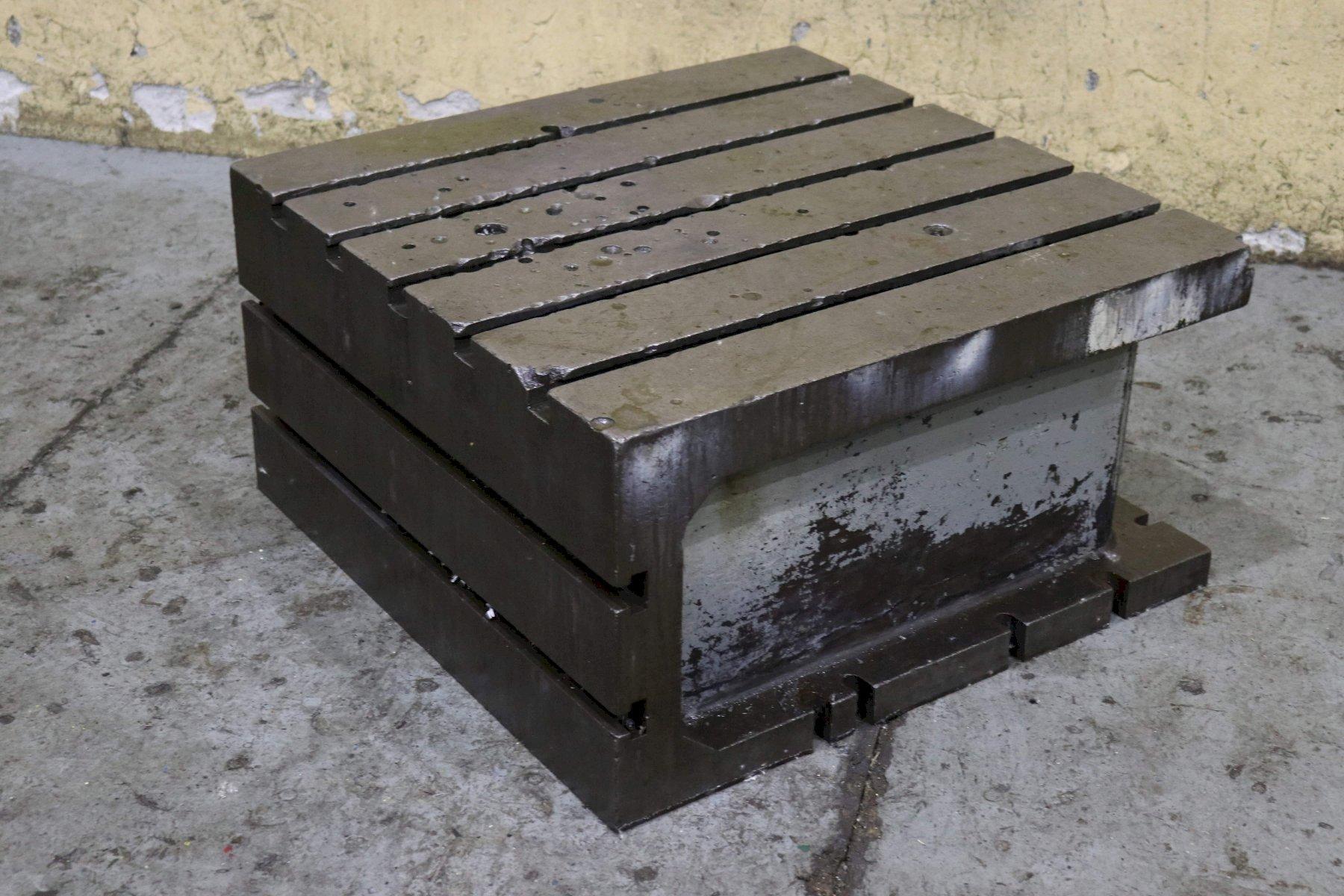 35' X 35' X 18' CUSTOM BOX DRILL TABLE: STOCK #73090