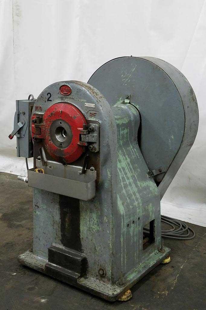 "1-3/4"" (44.5mm) FENN MODEL 3F 2 DIE ROTARY SWAGER (13935)"
