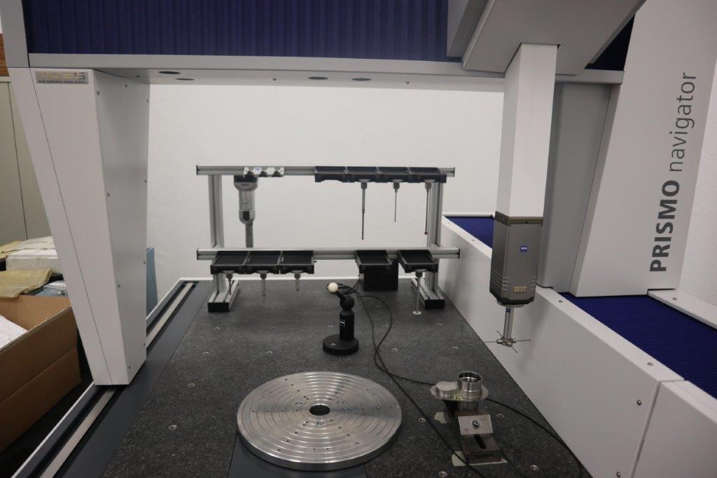 ZEISS2016 Zeiss Prismo Navigator 9/12/7 Coordinate Measuring Machine (CMM) (#33220)