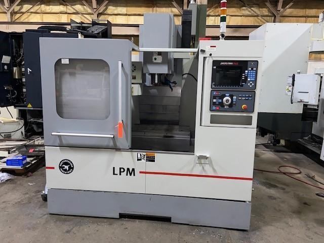 Southwestern Industries LPM CNC Vertical Machining Center,