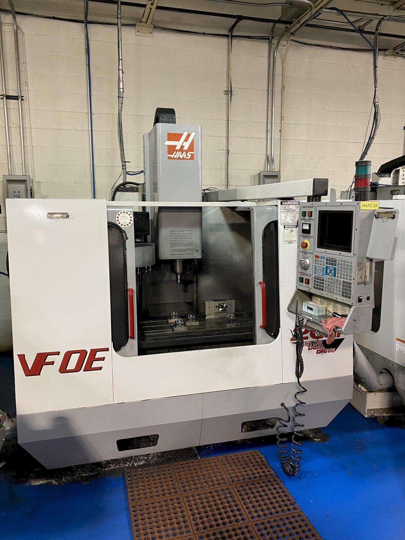HAAS VF- OE CNC Vertical Machining Center