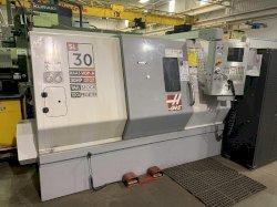 Haas SL30T CNC Lathe, 10