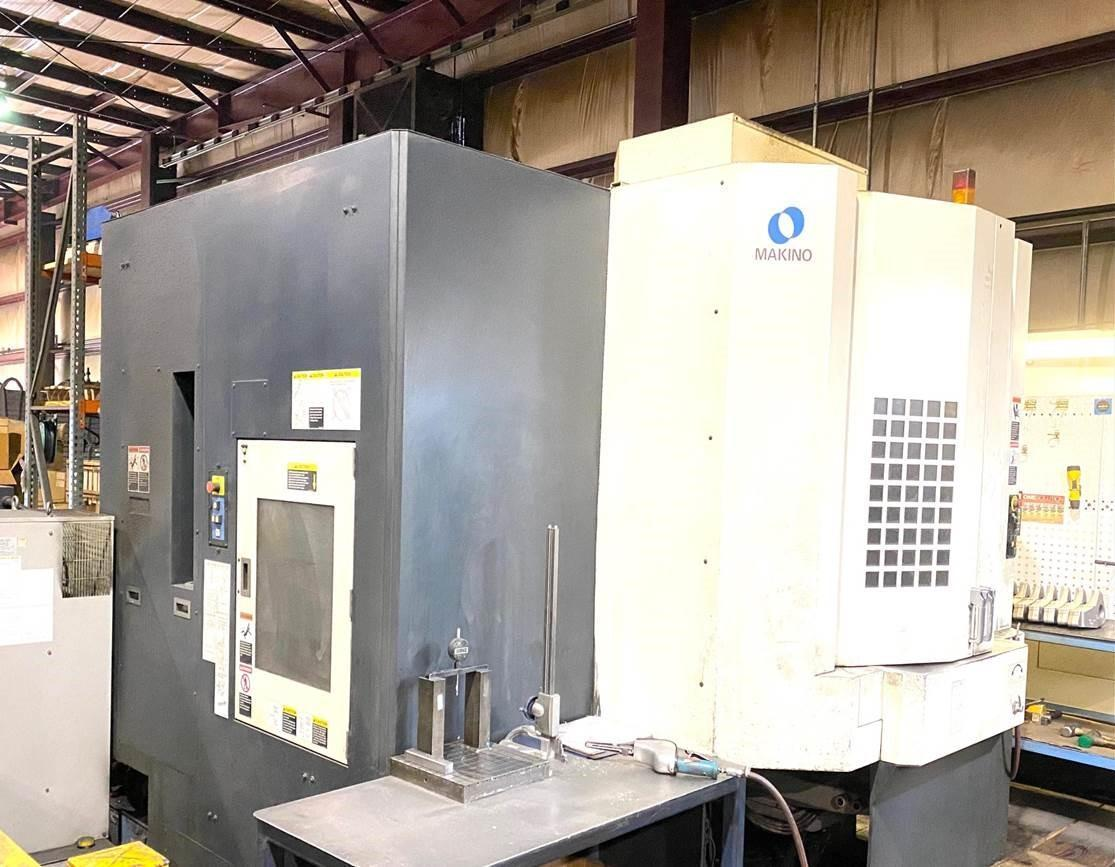 Makino A71 CNC Horizontal Machining Center - 2 Available!