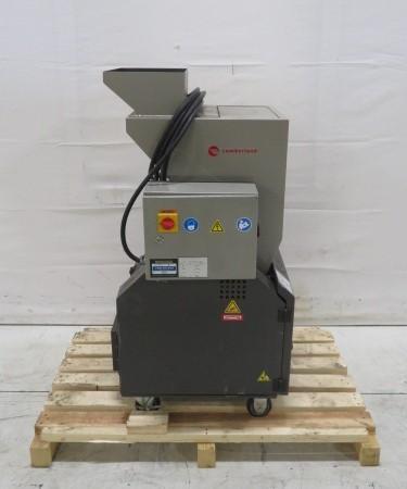 AEC Used 6516 Granulator, 5hp. 460V, Yr. 2017