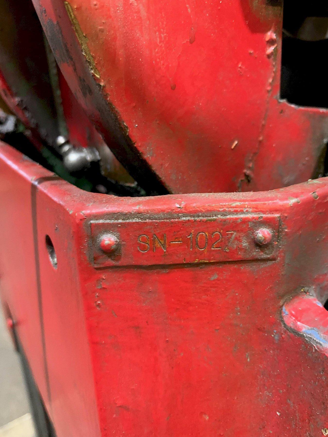 Kinefac MC-4 CNC Cylindrical Die Kine-Roller