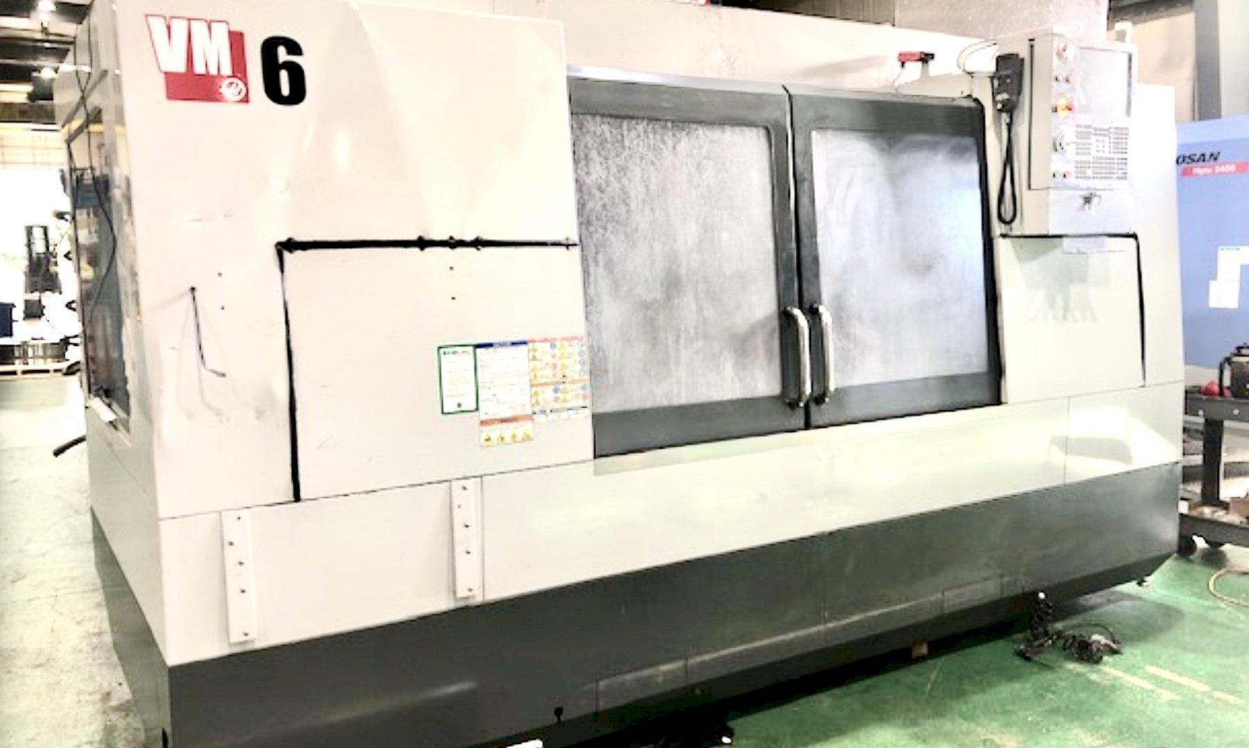 2011 Haas VM6 CNC Vertical Machining Center