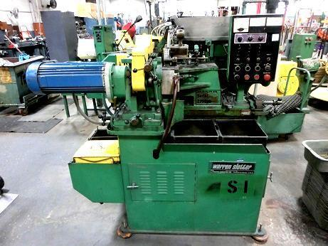 Warren WS-1000 High Speed Head Slotter