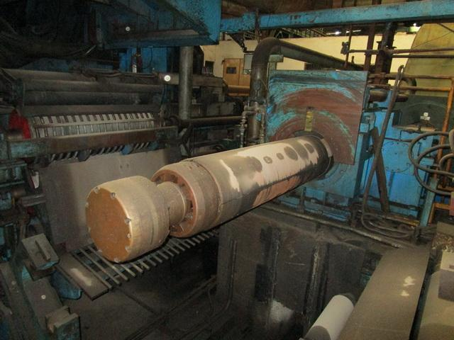 """61"""" (1550mm) 4-HI Temper Skin Pass Cold Rolling Mill Year 2001"""