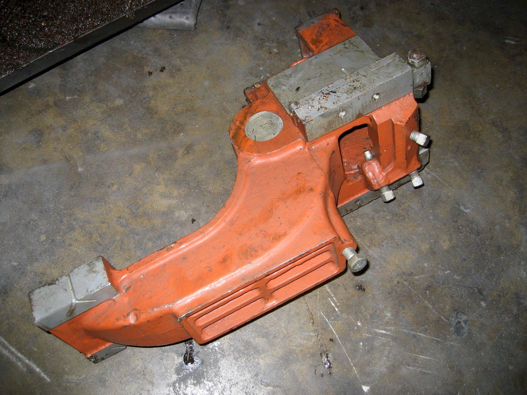 """1/8""""  National Model HS25 DSSD Cold Header"""