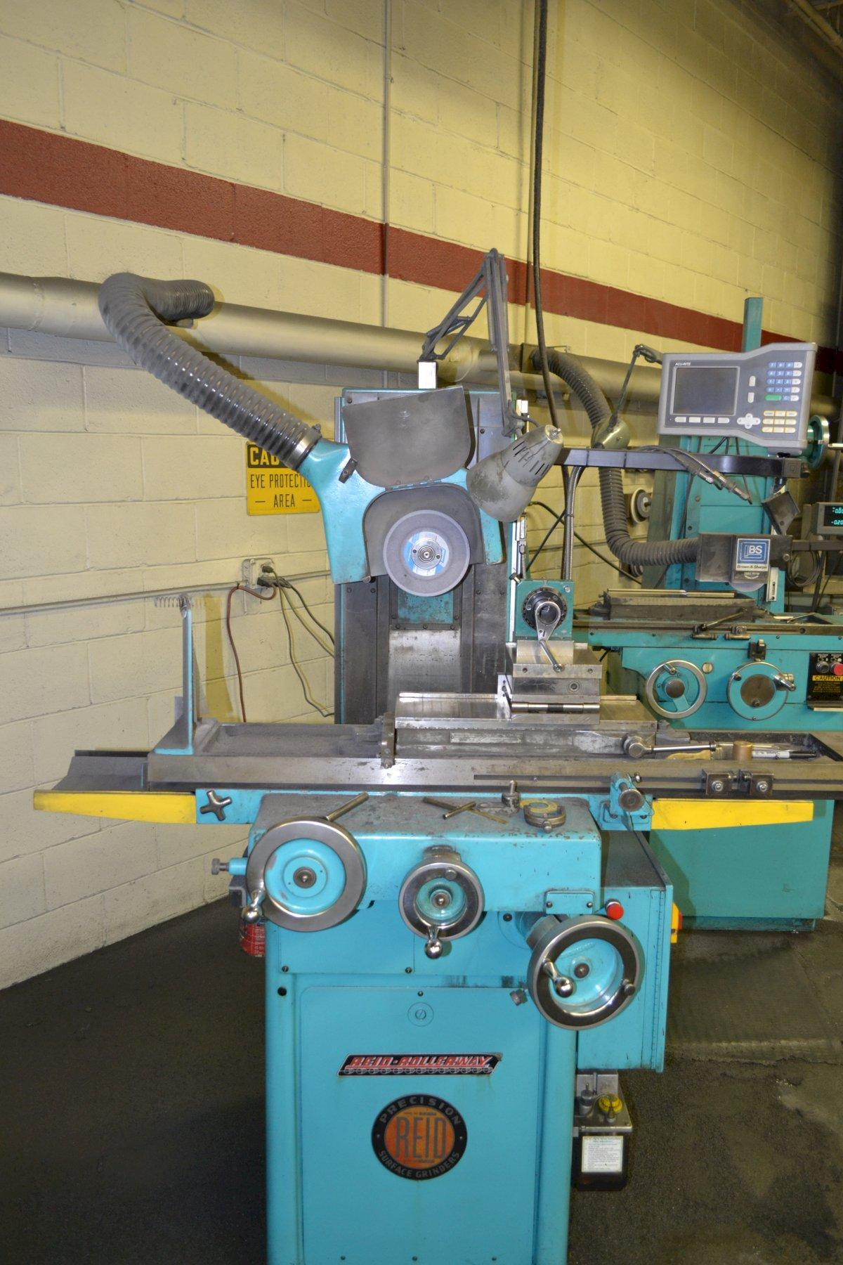 Reid Model 618-HR Surface Grinder