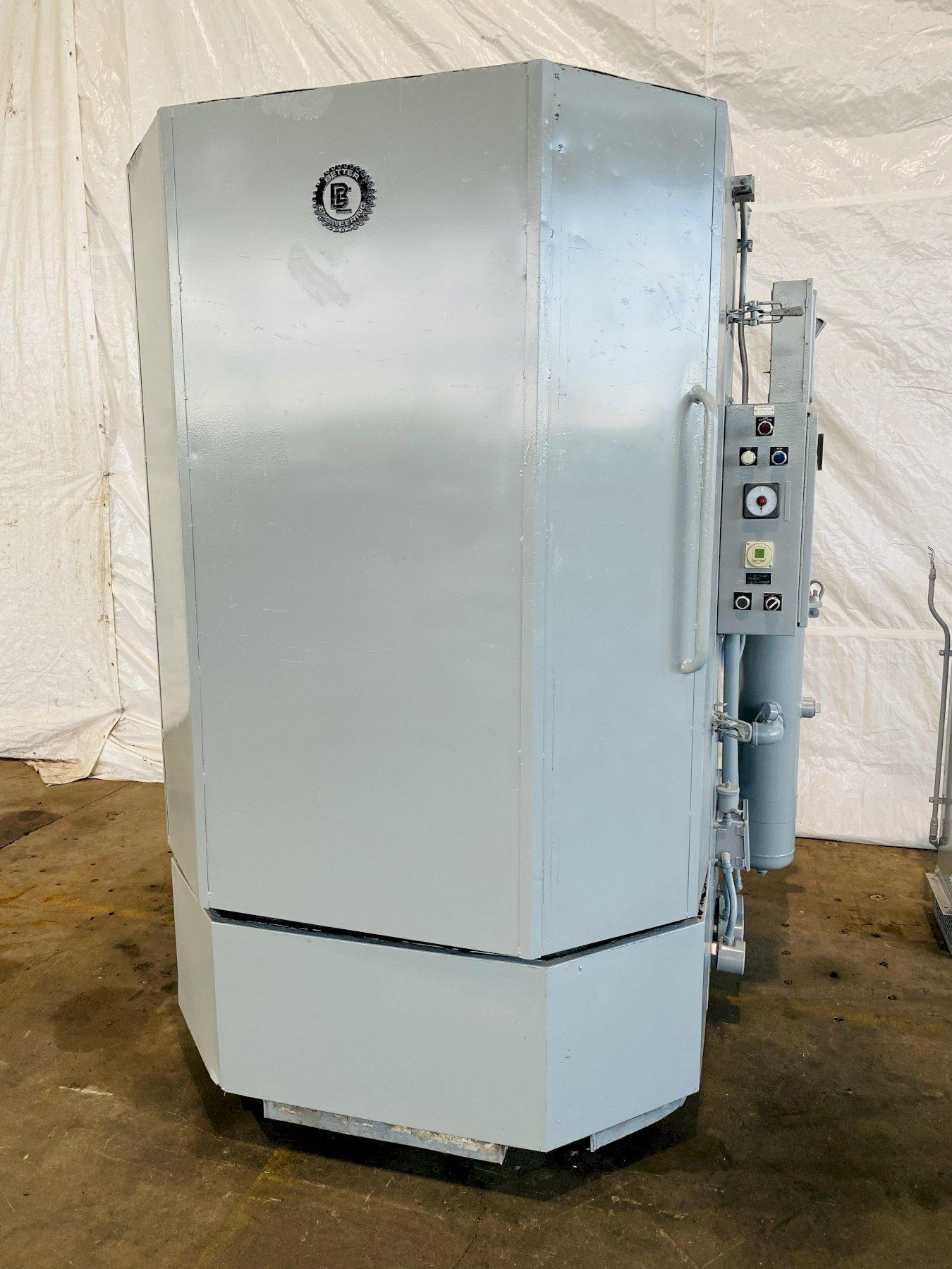 BETTER ENGINEERING MODEL #400LXP ROTARY TABLE PARTS WASHER. STOCK # 0525021