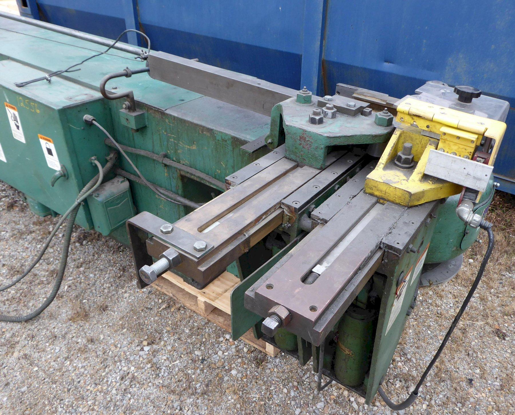 No. 2 Pines Horizontal Bender w/Mandrel Extractor, Low Price