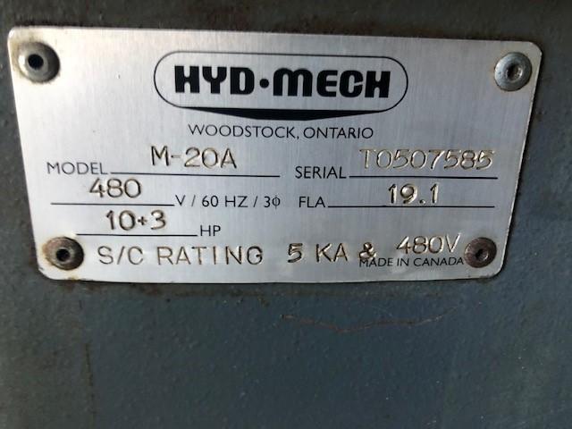 """20"""" X 30"""" M-20A HORIZONTAL PIVOT BAND SAW"""