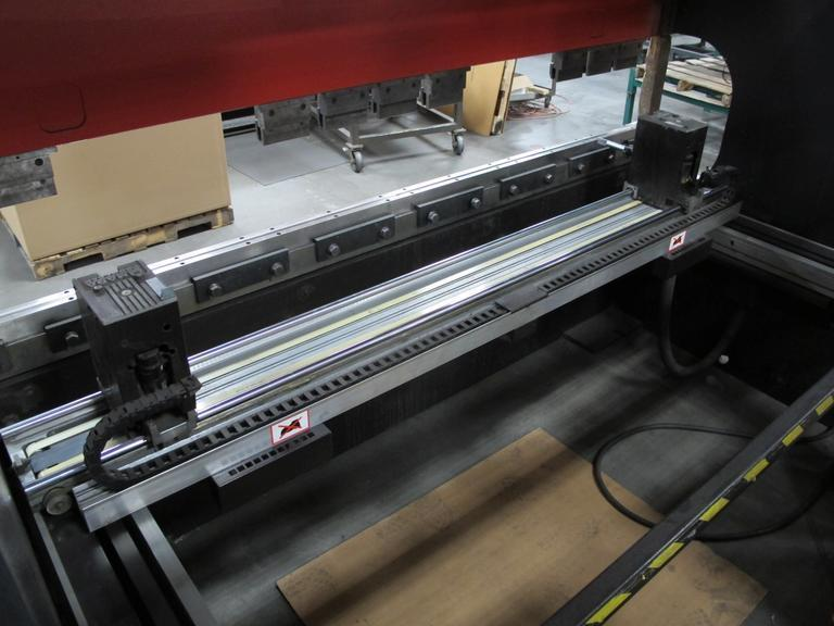 1998 Amada HFB 100-30, 10' x 110 Ton CNC Hydraulic Press Brake
