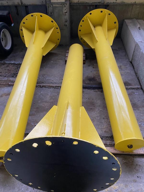 2 Ton x 14' Jib Crane