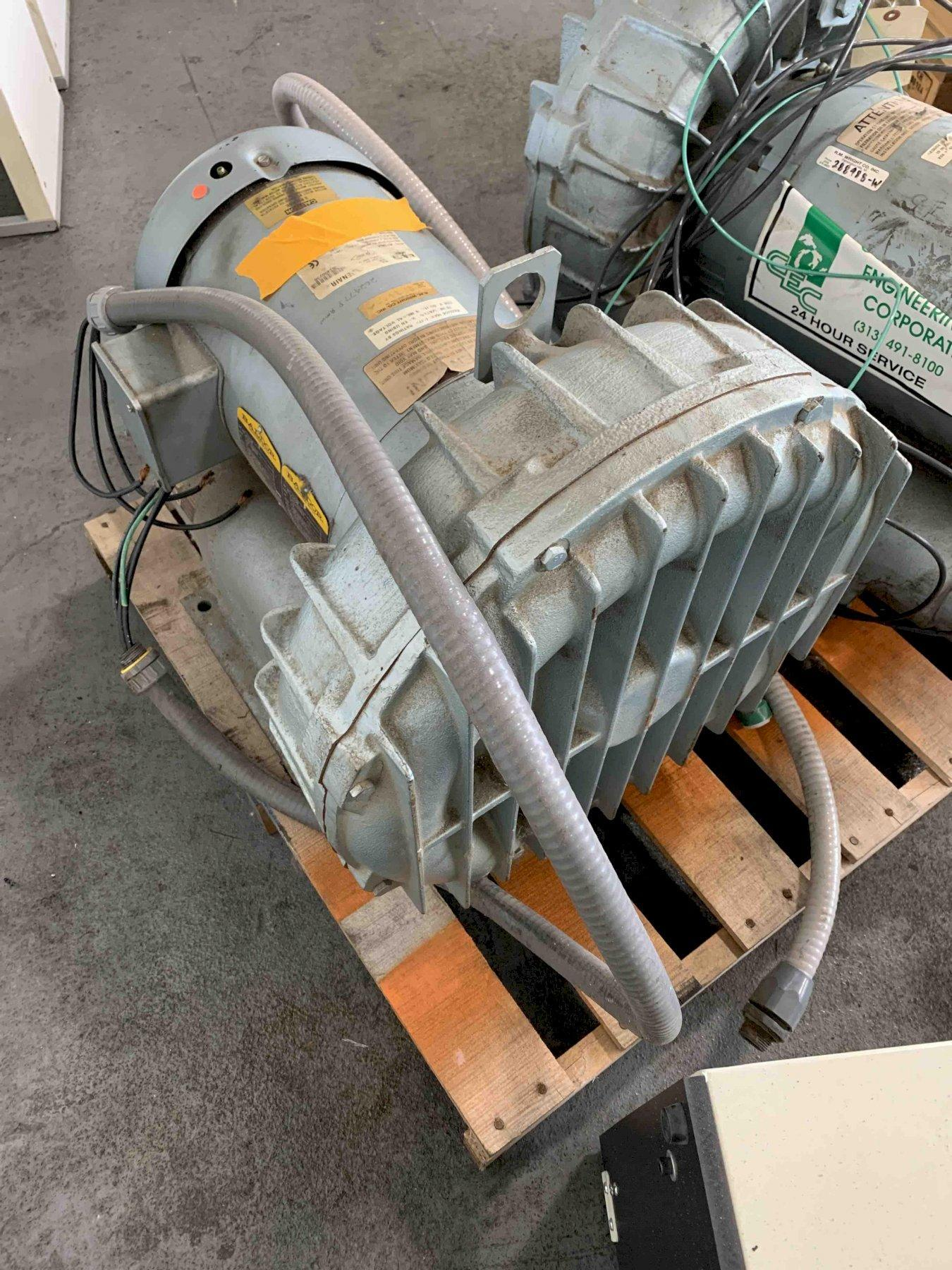 USED GAST MODEL R7100A-3 REGENERATIVE BLOWER, Stock # 10760