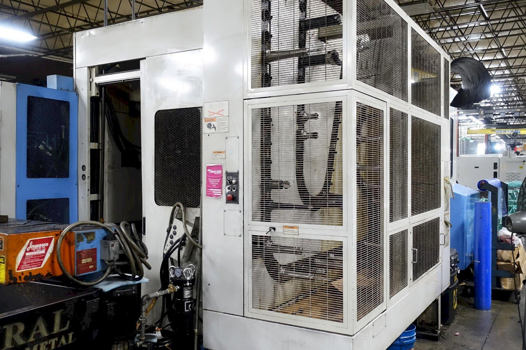 MAZAKMazak FH680 CNC Horizontal Machining Centers - (3) Available!