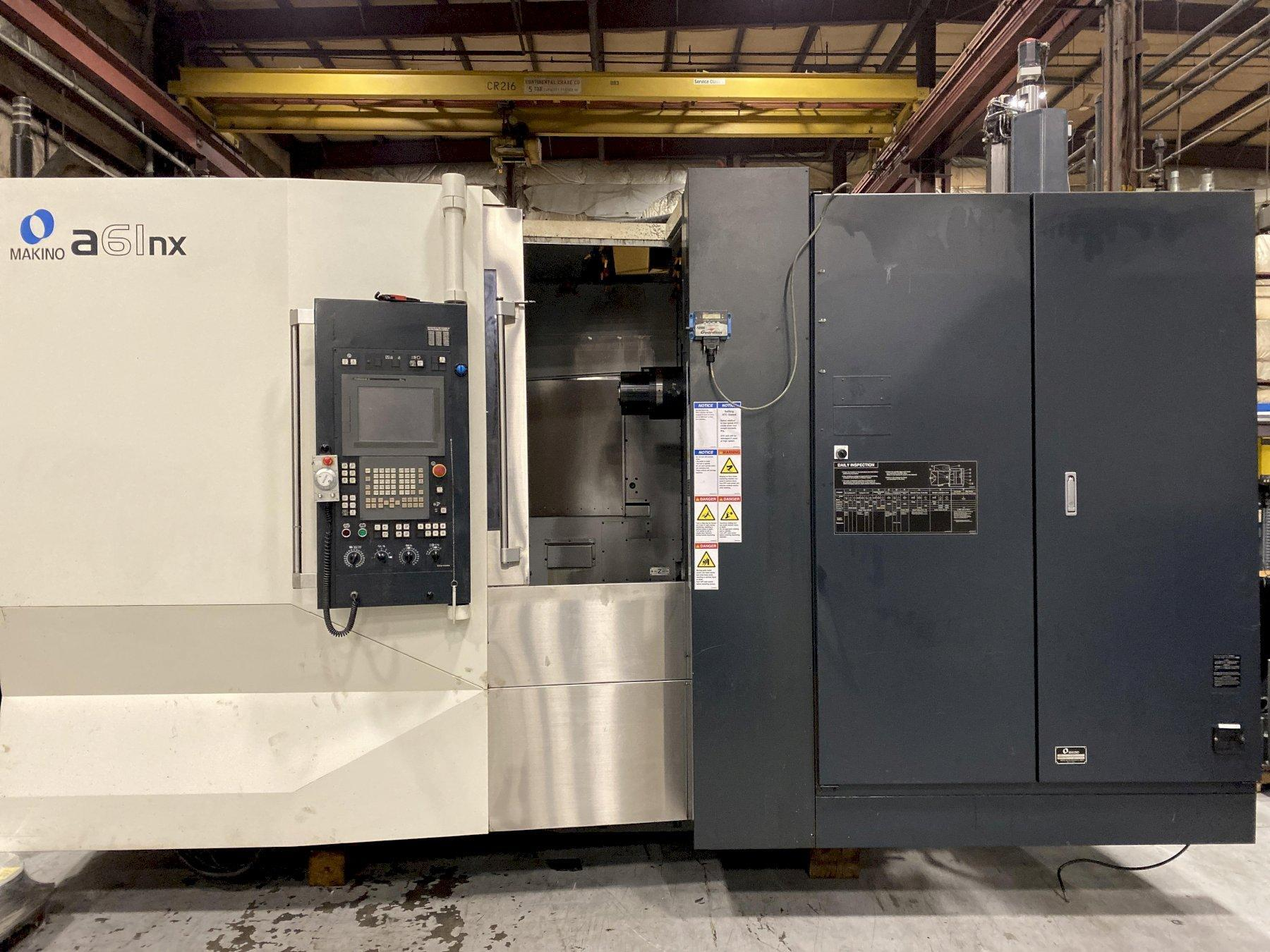 2011 Makino A61NX - CNC Horizontal Machining Center