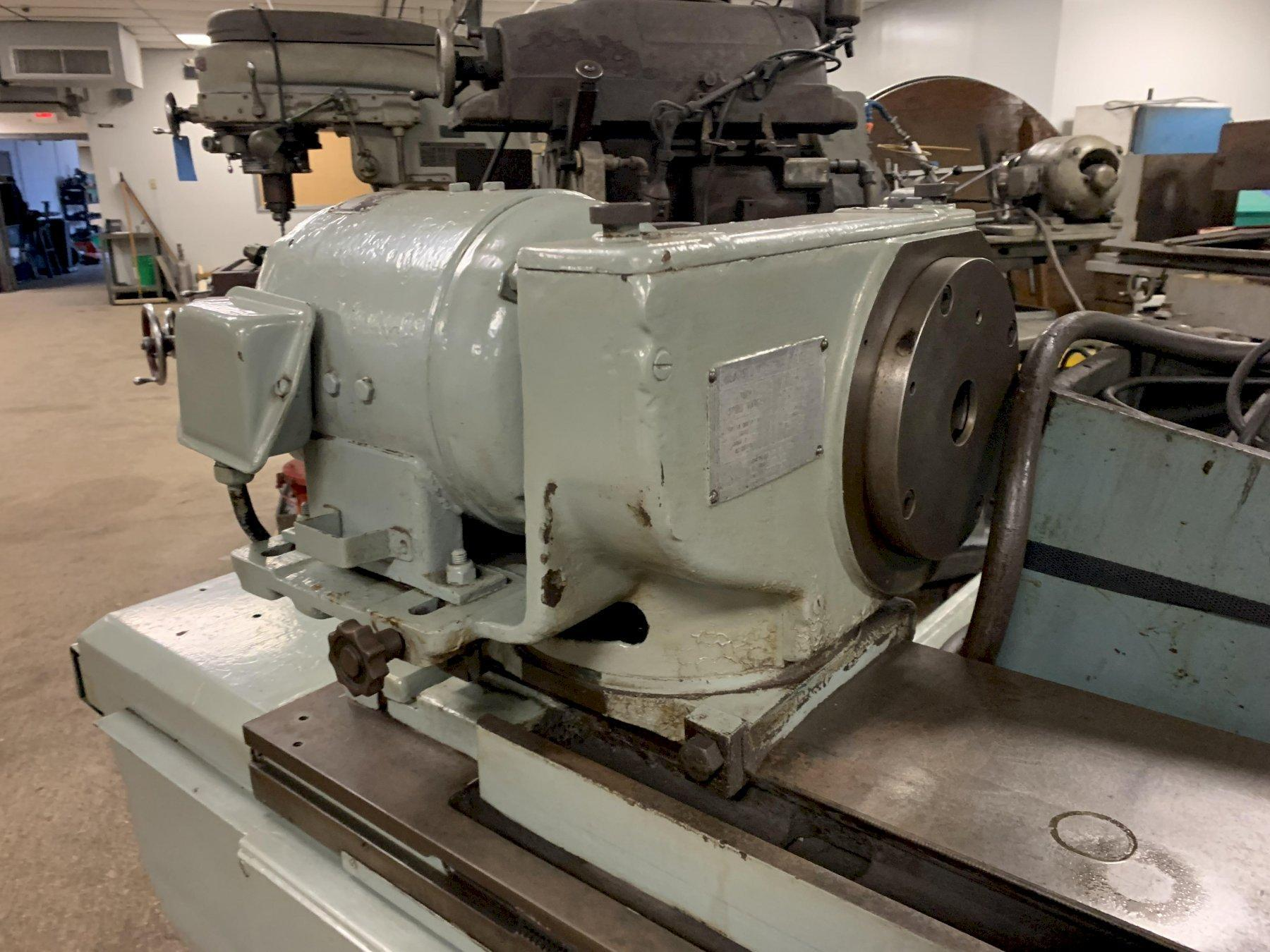 "14"" x 40"" Brown & Sharpe No. 3 Universal Cylindrical Grinder, S/N 521-3-64."