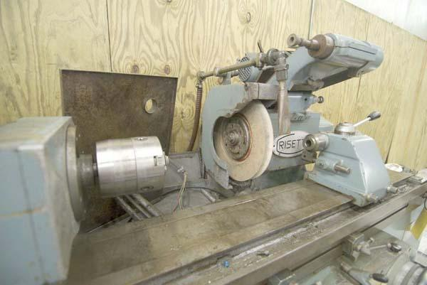 "10"" X 40"" Grisetti Universal Cylindrical Grinder"