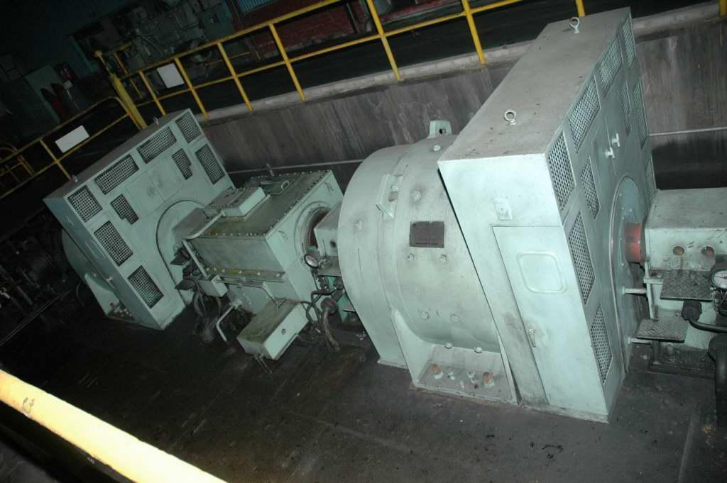 """50"""" (1270mm) Hitachi 4-HI Single Stand Cold Rolling Mill"""