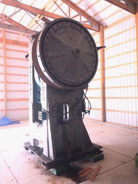 700 Ton National Forging Press
