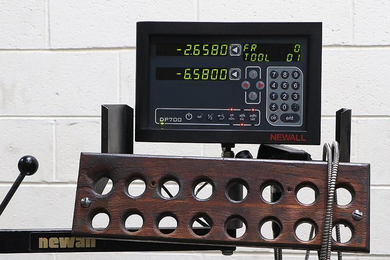 """9"""" x 48"""" BRIDGEPORT SERIES 1 VERTICAL MILL"""