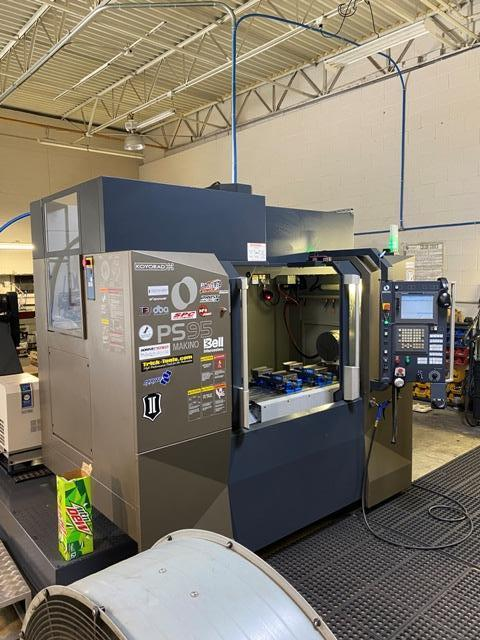 Makino PS95  Vertical Machining Center (2016)