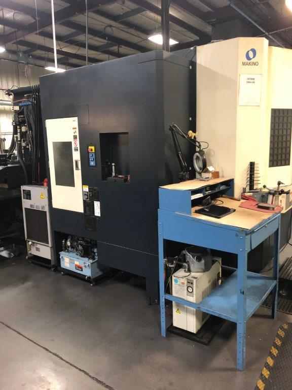 Makino A-61 CNC Horizontal Machining Center